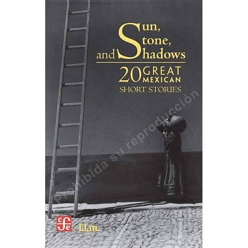 Sun, Stone, and Shadows - (Tezontle) (Paperback) - image 1 of 1