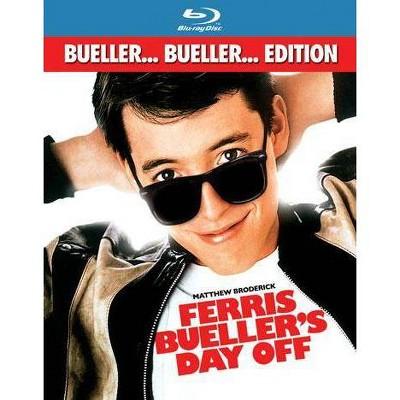 Ferris Bueller's Day Off (Blu-ray)(2017)