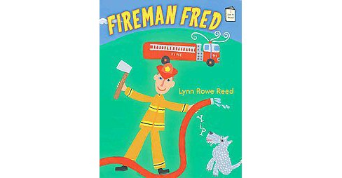 Fireman Fred (Hardcover) - image 1 of 1