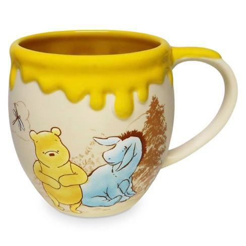 Disney Winnie the Pooh 16oz Ceramic Honey Pot Mug - Disney Store - image 1 of 3