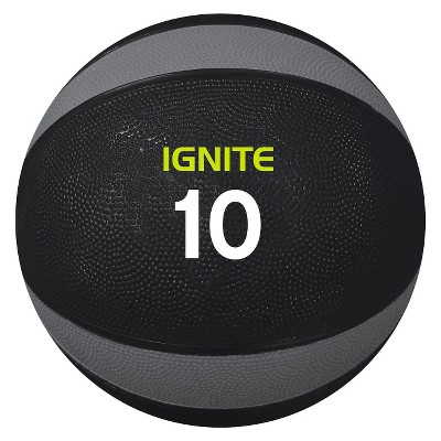 Ignite by SPRI Medicine Ball - 10 lbs