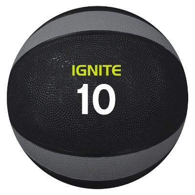 Ignite by SPRI Medicine Ball - 10 lbs