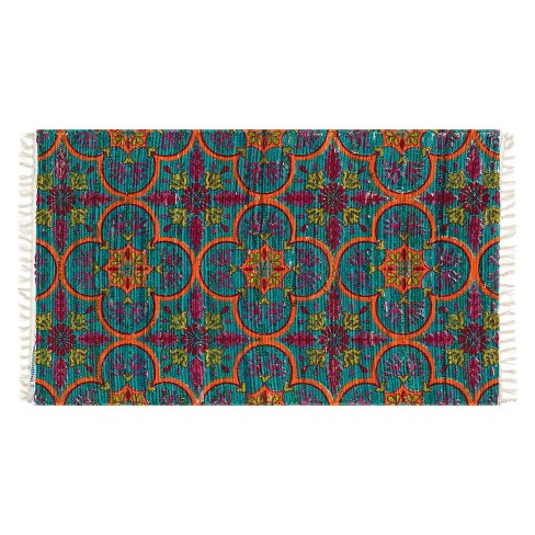 "Loloi Aria Accent Rug - Blue (1'8""X3') - image 1 of 1"