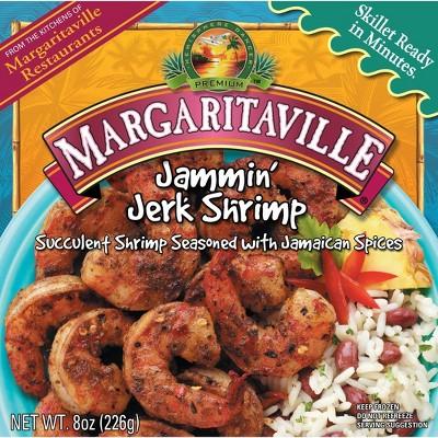 Margaritaville Jammin' Jerk Shrimp - Frozen - 8oz