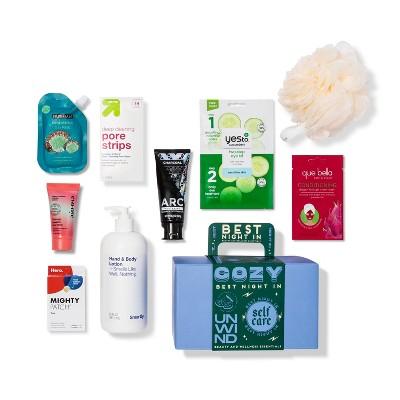 Target Beauty Capsule Best Night Gift Set - 9pc
