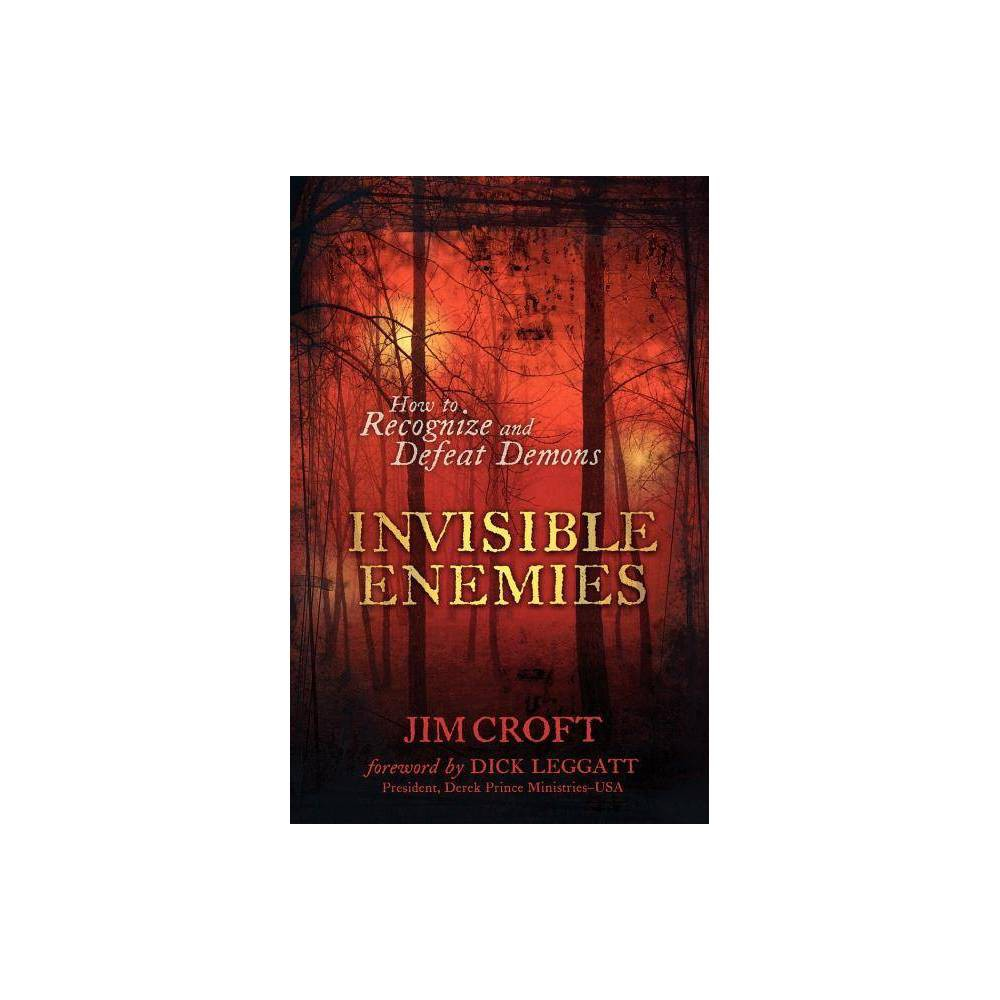 Invisible Enemies By Jim Croft Paperback