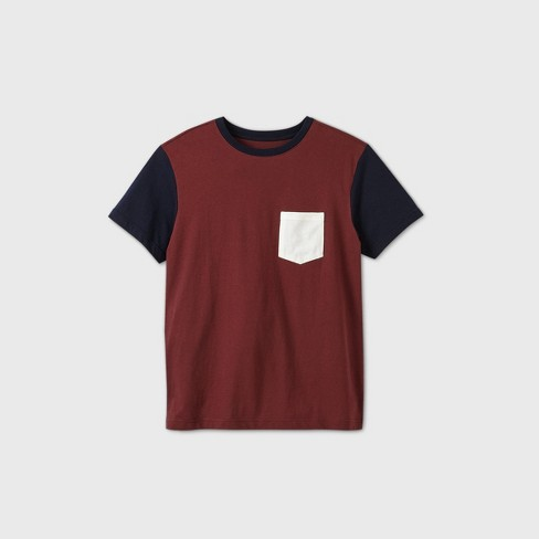 Men's Relaxed Fit Short Sleeve Color Block T-Shirt - Original Use™ - image 1 of 2