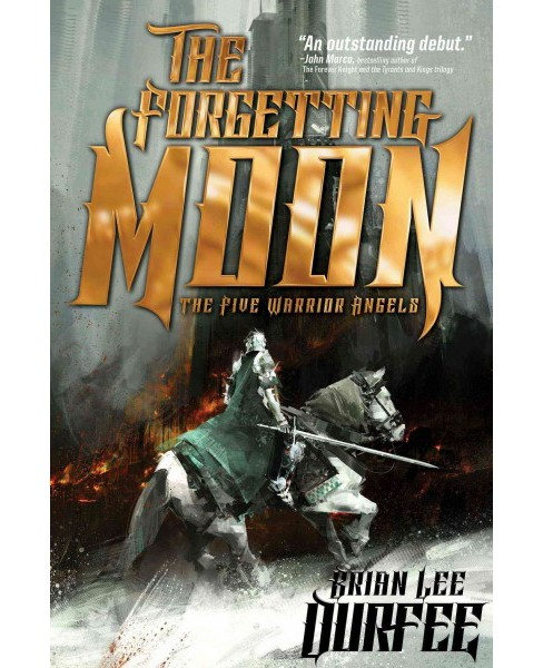 Forgetting Moon (Reprint) (Paperback) (Brian Lee Durfee) - image 1 of 1
