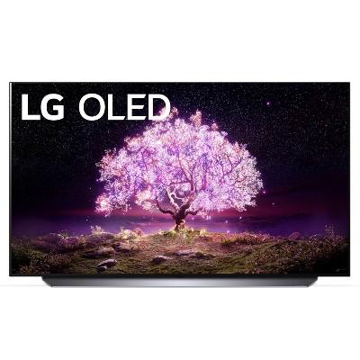 """LG 55"""" Class 4K UHD Smart OLED HDR TV - OLED55C1"""