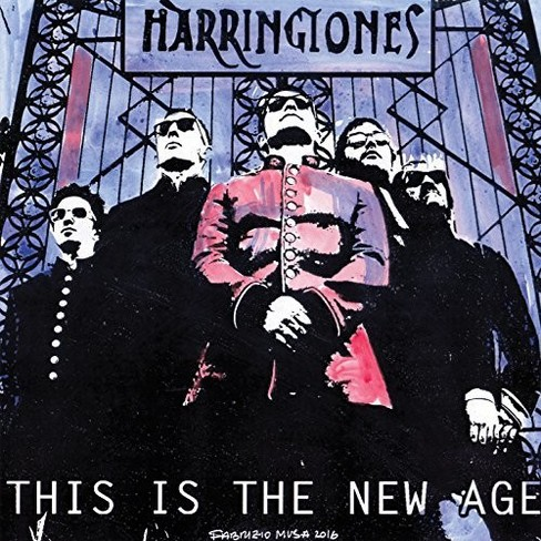 Harringtones - This Is The New Age (CD) - image 1 of 1