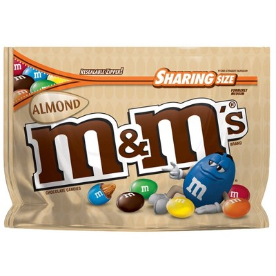 Chocolate Candies: M&M's Almond