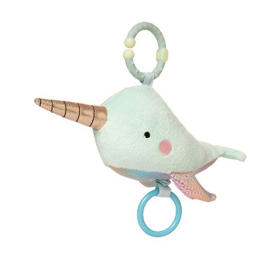 Manhattan Toy Under The Sea Large Activity Toy - Narwhal