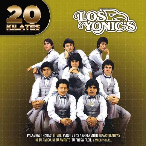 Los Yonic's - 20 Kilates: Los Yonic's (CD) - image 1 of 1