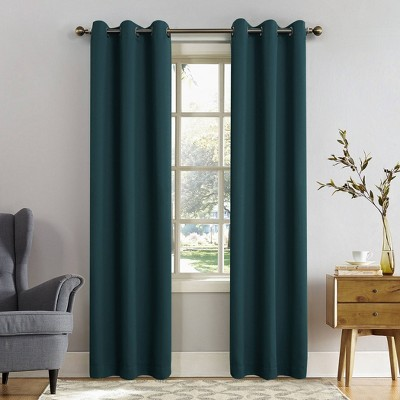 Kenneth Energy Saving Blackout Grommet Curtain Panel - Sun Zero