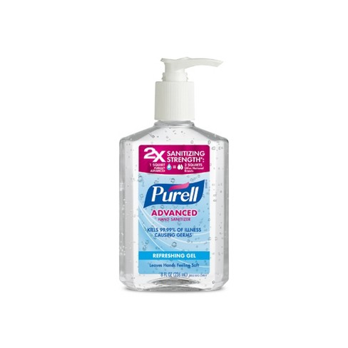 Purell™ -   Hand Sanitizer - 8oz - image 1 of 2