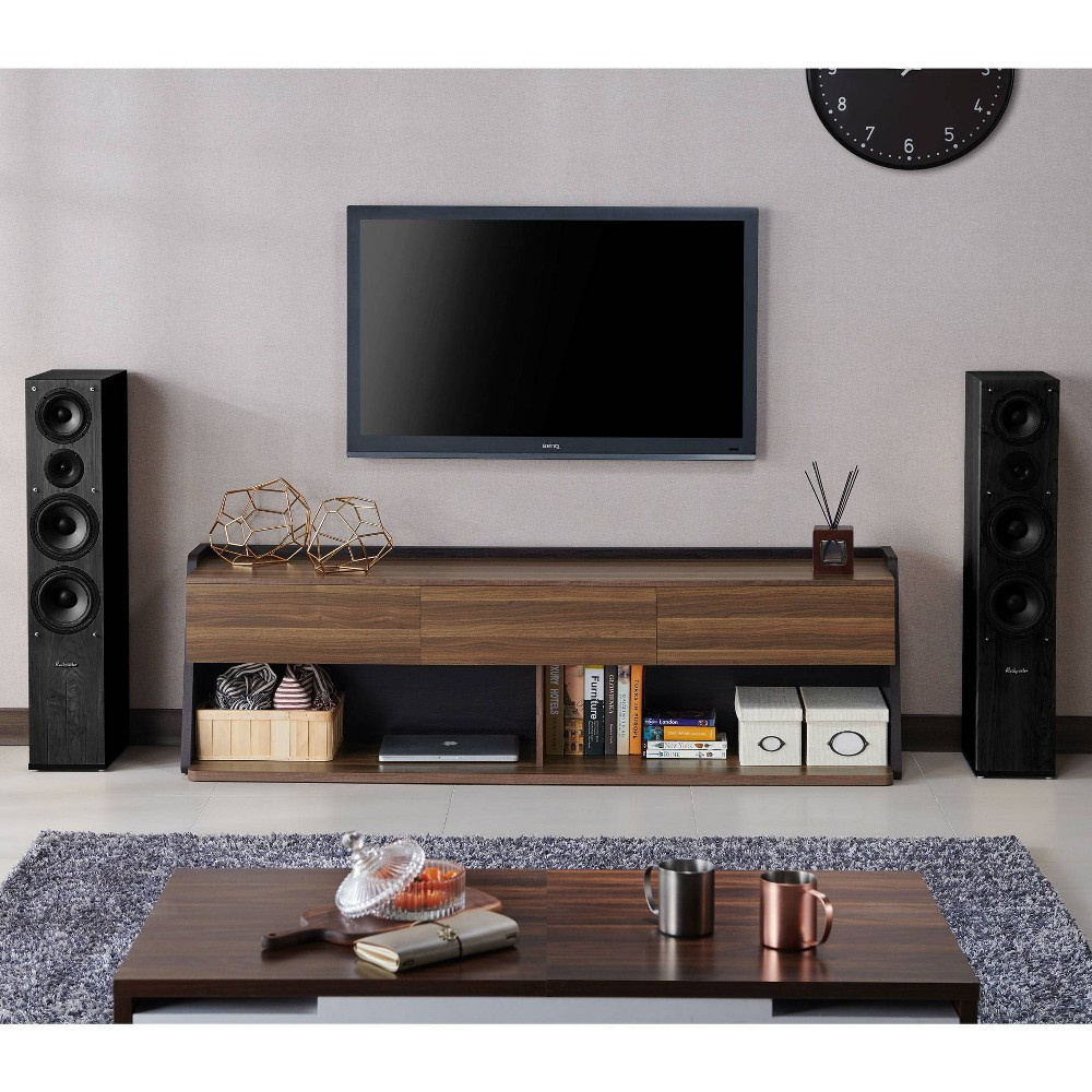 "Image of ""70"""" Vadim TV Stand Brown - HOMES: Inside + Out"""