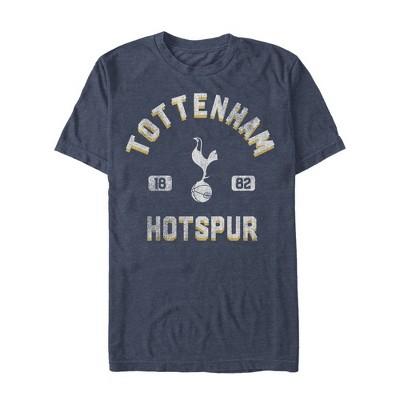 Men's Tottenham Hotspur Football Club Distressed Bird Logo T-Shirt