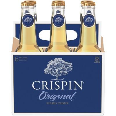 Crispin Original Hard Cider - 6pk/12 fl oz Bottles