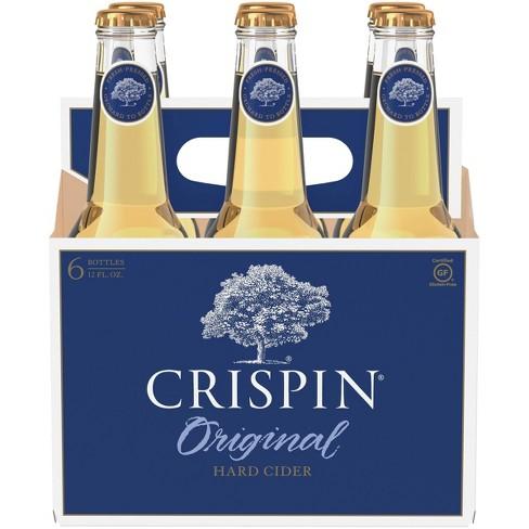 Crispin Original Hard Cider - 6pk/12 fl oz Bottles - image 1 of 3