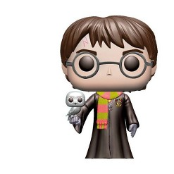 """Funko POP! Harry Potter: 18"""" Harry Potter with Hedwig"""