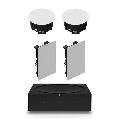 Sonos In Ceiling Speaker Pair With