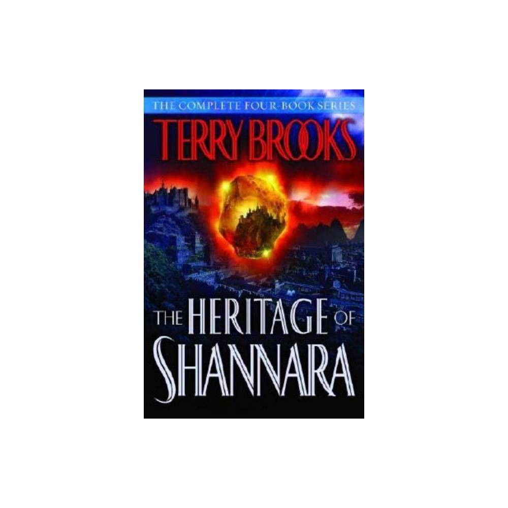 The Heritage Of Shannara By Terry Brooks Hardcover