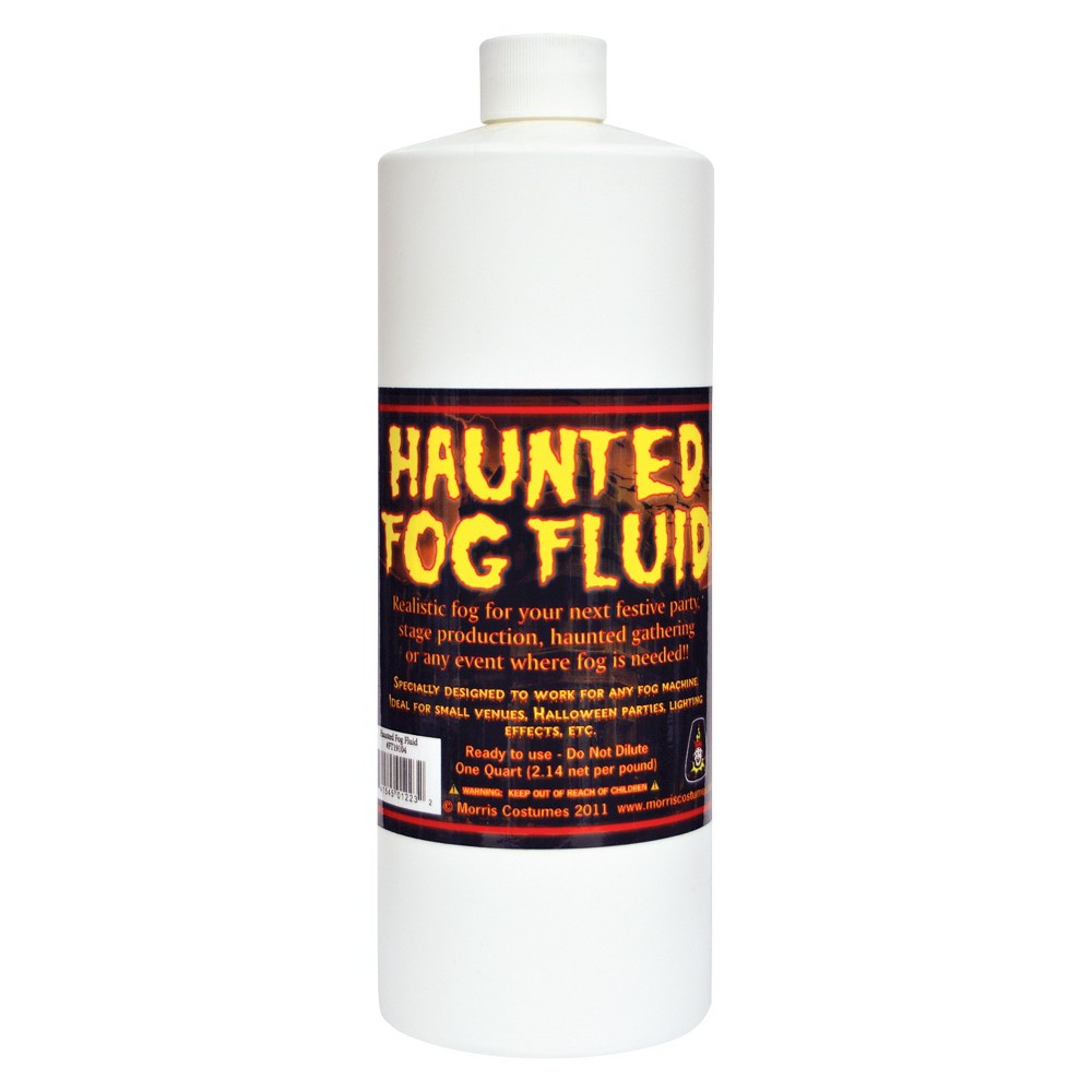 Image of Halloween Haunted Fog Fluid Quart