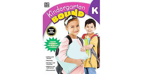 Kindergarten Bound (Workbook) (Paperback) - image 1 of 1
