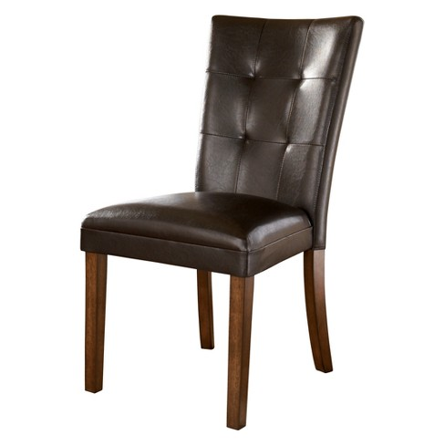 Lacey Dining Side Chair Medium Brown - Signature Design by Ashley - image 1 of 3
