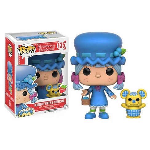 Funko POP! Animation: Strawberry Shortcake Blueberry Muffin and Cheesecake - image 1 of 1