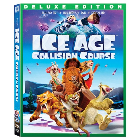 Ice Age 5 - Collision Course (3D/Blu-ray/DVD + Digital HD) - image 1 of 1