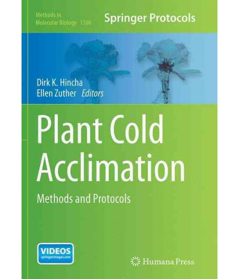 Plant Cold Acclimation : Methods and Protocols (Reprint) (Paperback) - image 1 of 1
