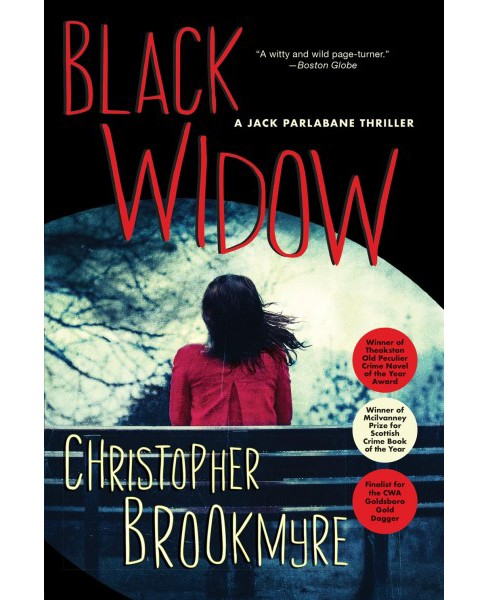 Black Widow (Reprint) (Paperback) (Christopher Brookmyre) - image 1 of 1