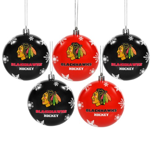 about this item - Hockey Christmas Ornaments