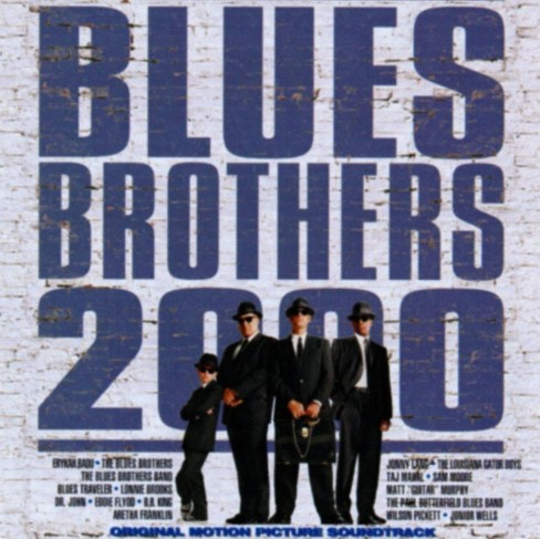 Various - Blues brothers 2000 (Ost) (CD) - image 1 of 1