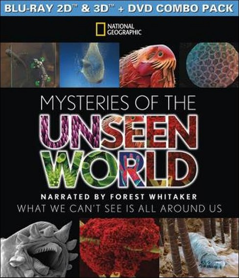 Mysteries Of The Unseen World 3d (Blu-ray) - image 1 of 1