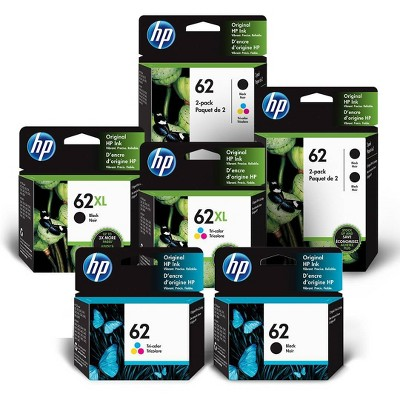 HP 62 Ink Cartridge Series
