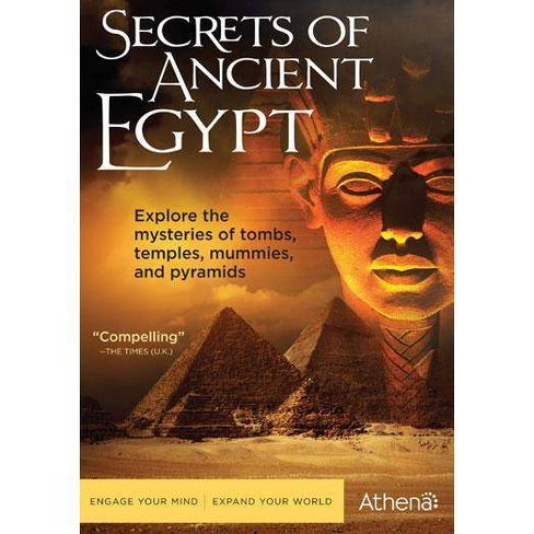 Secrets of Ancient Egypt (DVD) - image 1 of 1