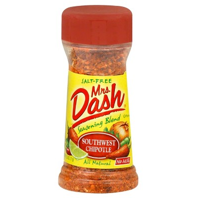 Mrs. Dash® Southwest Chipotle - 2.5oz