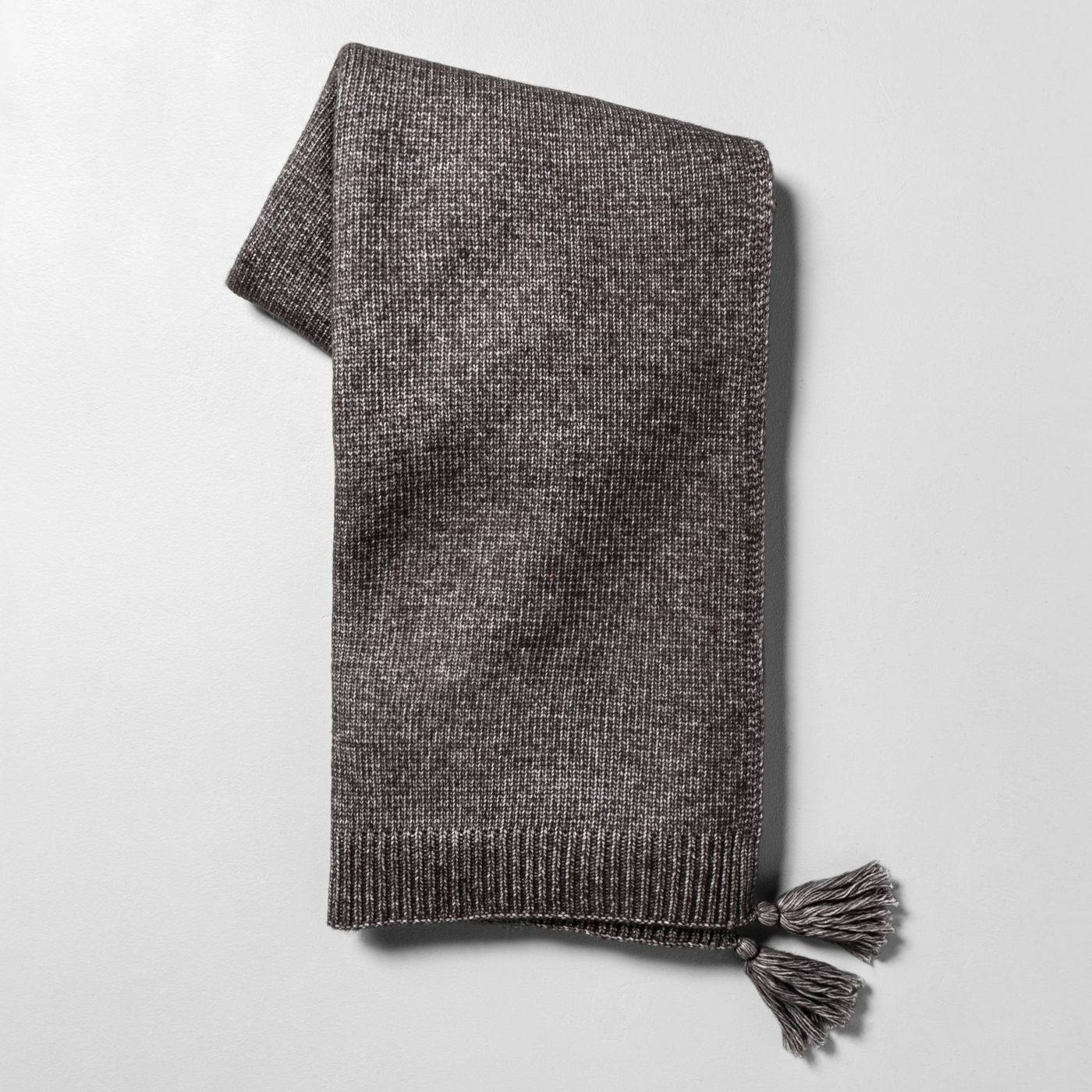 Throw Blanket with Tassels - Hearth & Hand™ with Magnolia - image 1 of 3