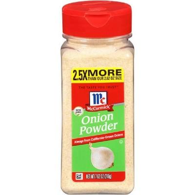 McCormick Onion Powder - 7.62