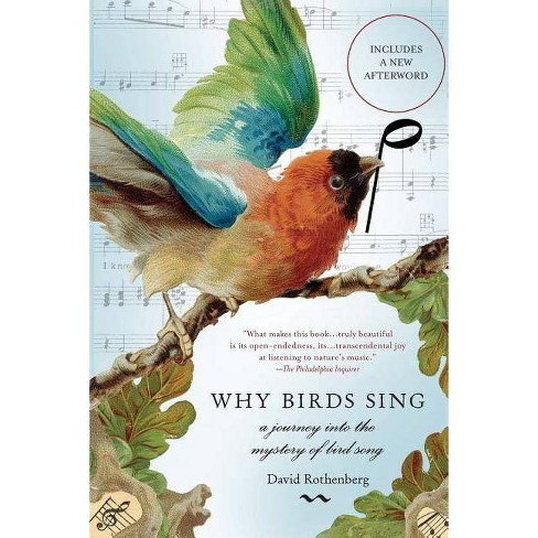 Why Birds Sing - by  David Rothenberg (Paperback) - image 1 of 1