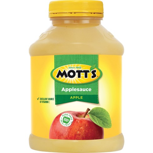 Mott's Applesauce - 48oz Jar - image 1 of 3