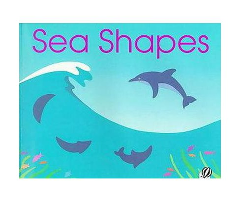 Sea Shapes (Paperback) (Suse MacDonald) - image 1 of 1