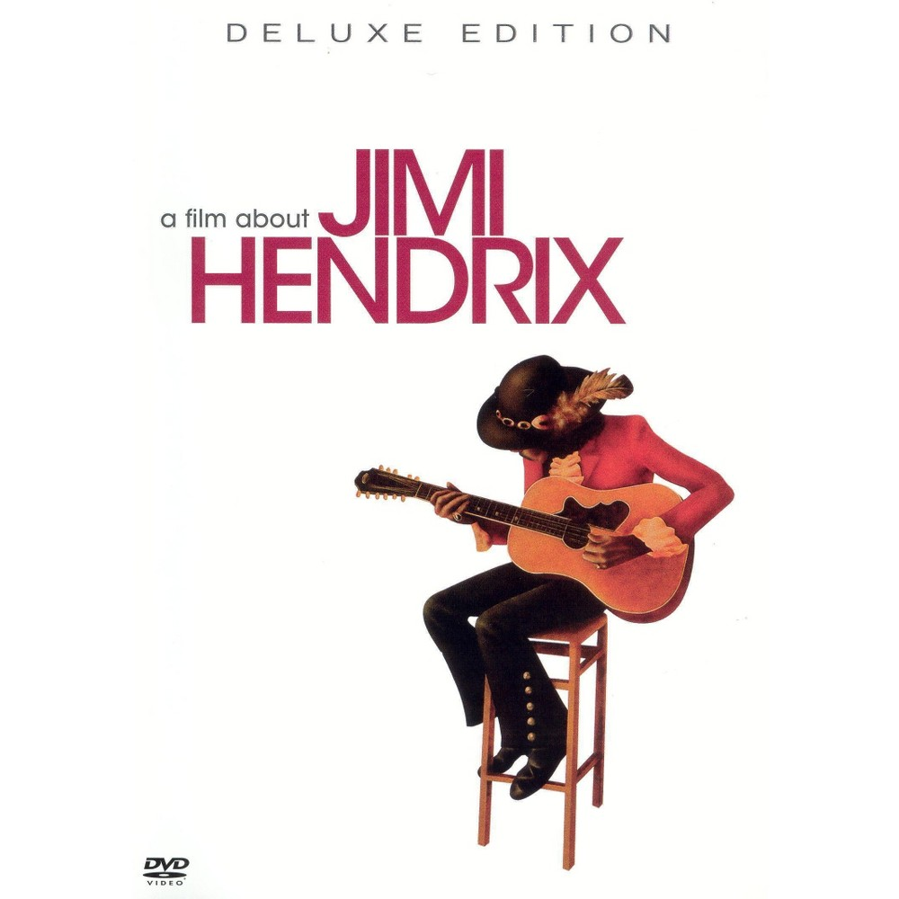 Jimi hendrix:Deluxe edition (Dvd)