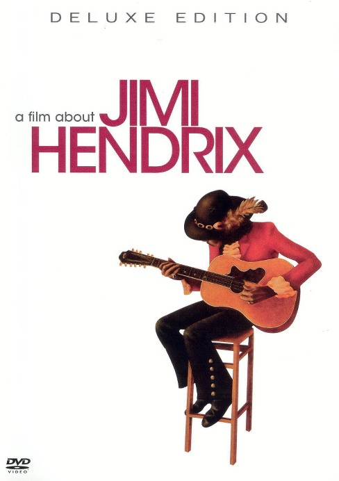 Jimi hendrix:Deluxe edition (DVD) - image 1 of 1