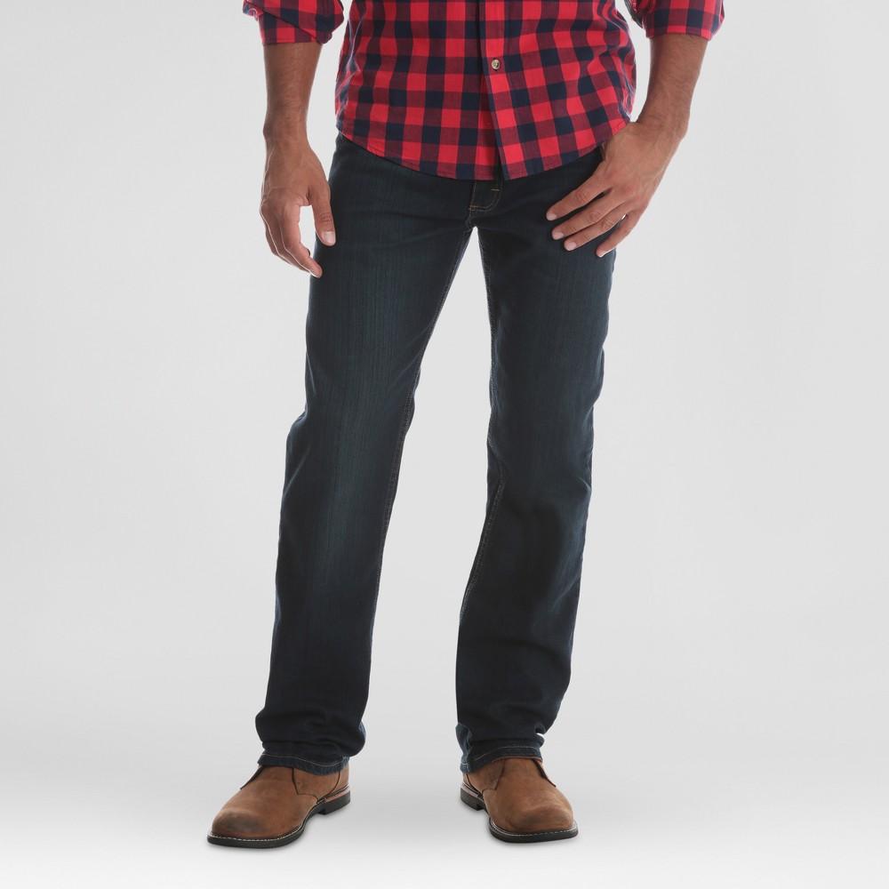Wrangler Men's Regular Fit Jeans with Flex - Nightfall 34x34