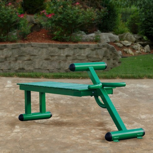 Stamina® Outdoor Fitness Bench - image 1 of 4