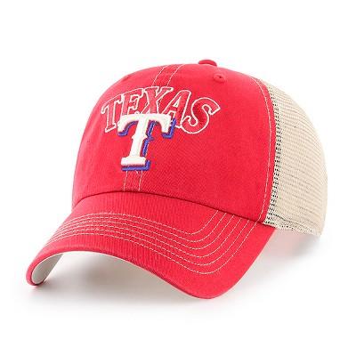Texas Rangers Aliquippa Baseball Hat