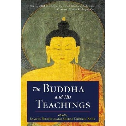 The Buddha and His Teachings - (Paperback) - image 1 of 1